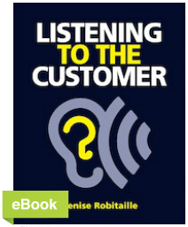 Listening to the Customer eBook