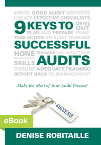 9 Keys to Successful Audits eBook