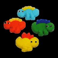 Royal Icing Dinosaurs (15 per box)