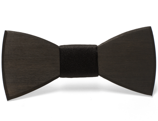 Unique handcrafted wooden bow ties made by Two Guys Bow Tie Co.