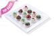 Christmas cake balls