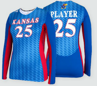 Adidas Women's Team Sublimated Long Sleeve Jersey
