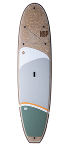 """NSP Cocoflax Cruise 11'6"""" Natural - 2022 available for pre-purchase with deposit"""