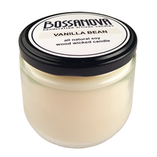 VANILLA BEAN 10 OZ CANDLE