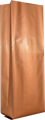 CPACK CPQ-717 Bronze/Tembaga 250g Central Seal Standar bag + valve per 25 pcs (CPQ717.BZ)