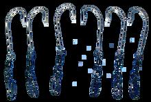 M&M Lures 5/ot Mustad Stainless hooks