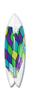 Cobra surfboard design