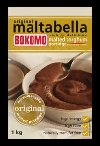 bokomo maltabella porridge