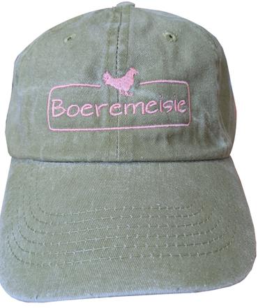 BOEREMEISIE CAP