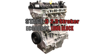 SP63 Stage 3 2.3 Stroker Built Long Block For Ford Ecoboost 2.0L Rated 700hp+
