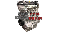 SP63 Stage 2 Long Block For Ford Ecoboost 2.0L Rated 700hp