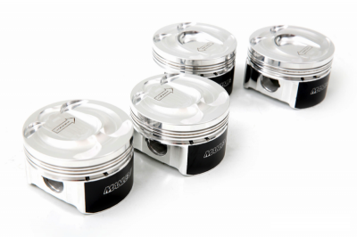 Manley 2.0L Ecoboost Platinum Series Pistons EXTREME DUTY  Ford Ecoboost