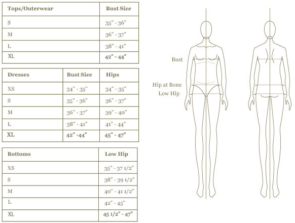 Rosie Pope Maternity Size Chart Maternity Clothes Consignment Online