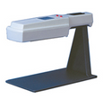 J-129 Handheld UV Lamp Stand (Shown with PL type lamp.)