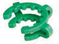 Scilogex Evaporation Flask Clips (Green)