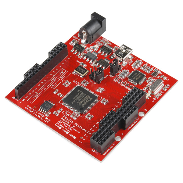 The lowest cost, most inexpensive, and cheapest way to get started with FPGA development.