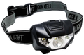 Three Led Lights Headlamp Outdoor Flashlight