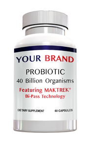 Private Label Supplement Probiotic