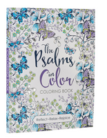 The Psalms in Color | Inspirational Coloring Book