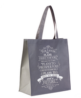 For I Know The Plans | Tote Bag