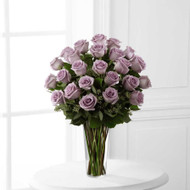 Lavender Roses In A Vase For All Occasions