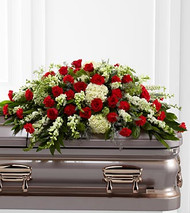 The Sincerity Casket Spray