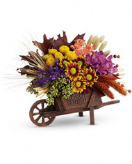 Antique Autumn Bouquet