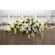 Wedding Table Flower Arrangement