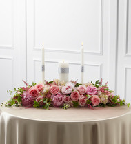 Wedding Flower Table Arrangement