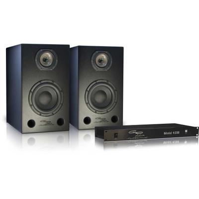 Pelonis Sound Model 4288 MKII Pair Front at ZenProAudio.com