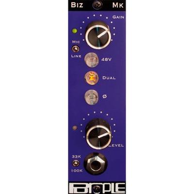Purple Audio Biz MK 500 Front at ZenProAudio.com