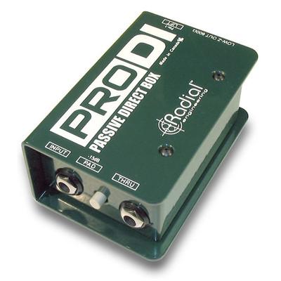 Radial ProDI Angle at ZenProAudio.com