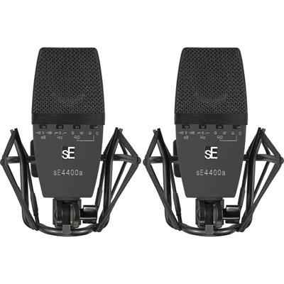 sE Electronics sE4400A Stereo Pair Front at ZenProAudio.com