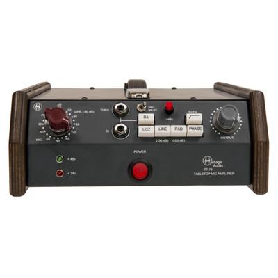 Heritage Audio TT73 Front at ZenProAudio.com