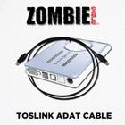 ZOMBIE Cable TOSLINK ADAT Details at ZenProAudio.com
