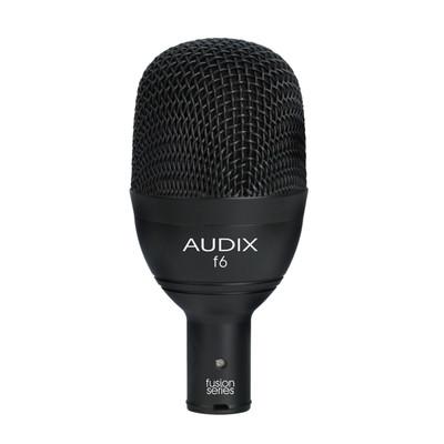 Audix f6 Front at ZenProAudio.com