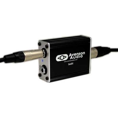 Avenson Audio IsoDI Angle at ZenProAudio.com