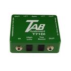 TAB Funkenwerk T71 DI Front at ZenProAudio.com