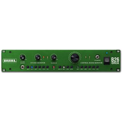 Burl Audio B26 Orca Front at ZenProAudio.com