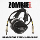 ZOMBIE Cable Headphone Extension