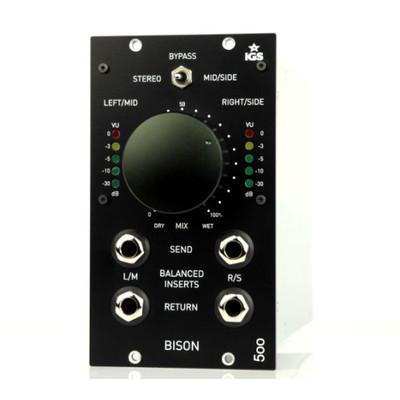 IGS Audio Bison 500 Front at ZenProAudio.com
