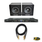 Auratone 5C Super Sound Cube Stereo Bundle