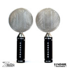 Cascade FAT HEAD Stereo Pair Black / Silver Lundahl Front