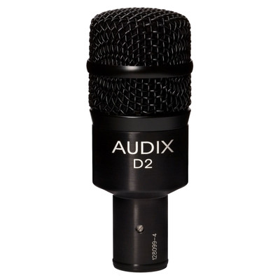 Audix D2 Front at ZenProAudio.com