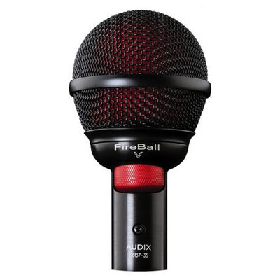 Audix Fireball-V Front at ZenProAudio.com
