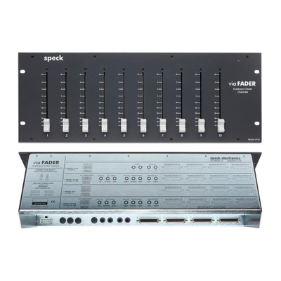 Speck Electronics via Fader 10