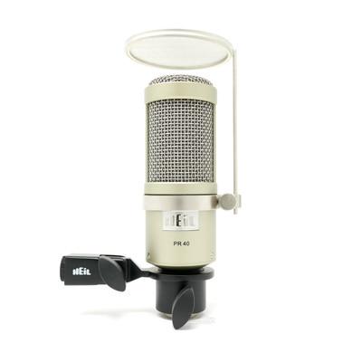 Heil Sound PR 40 RoXdon HPF-1 Bundle