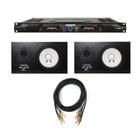 Avantone CLA-10 Samson 120A Stereo Pair Bundle