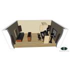 GIK Room Kit #1 Angle at ZenProAudio.com