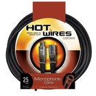 Hotwires 25' Mic Cable / Strap Front at ZenProAudio.com